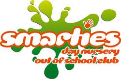 Smarties Day Nursery Logo