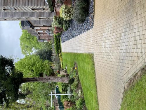 Commercial property grounds maintenance services